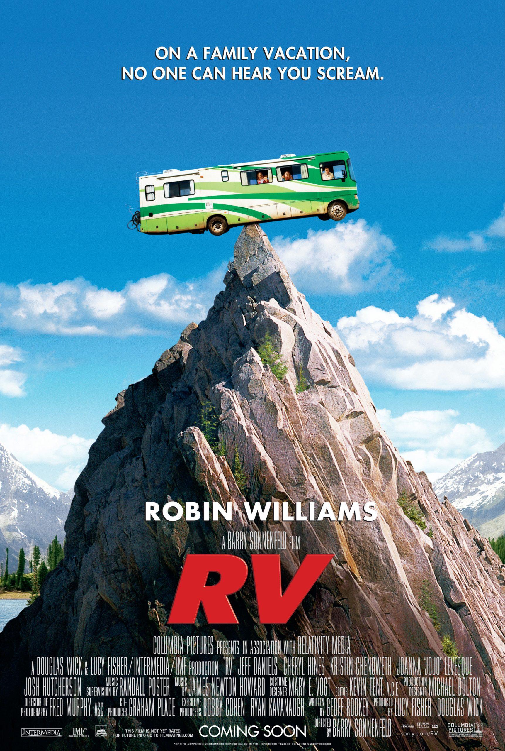 RV (2006) ครอบครัวทัวร์ทุลักทุเล