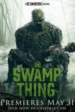 Swamp Thing Season 1 (2019) อสูรหนองน้ำ
