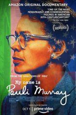 My Name Is Pauli Murray (2021)
