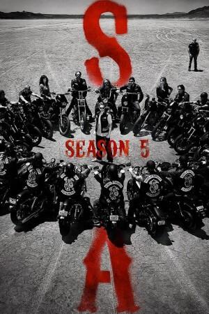 Sons of Anarchy Season 5 (2012) ซันส์ ออฟ อนาร์คี ปี 5
