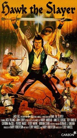 Hawk the Slayer (1980) อภินิหารดาบเหล็กพิชิตศึก