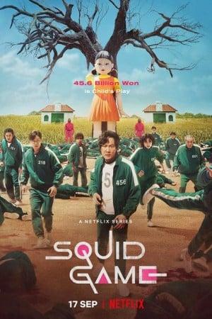 Squid Game (2021) สควิดเกม เล่นลุ้นตาย