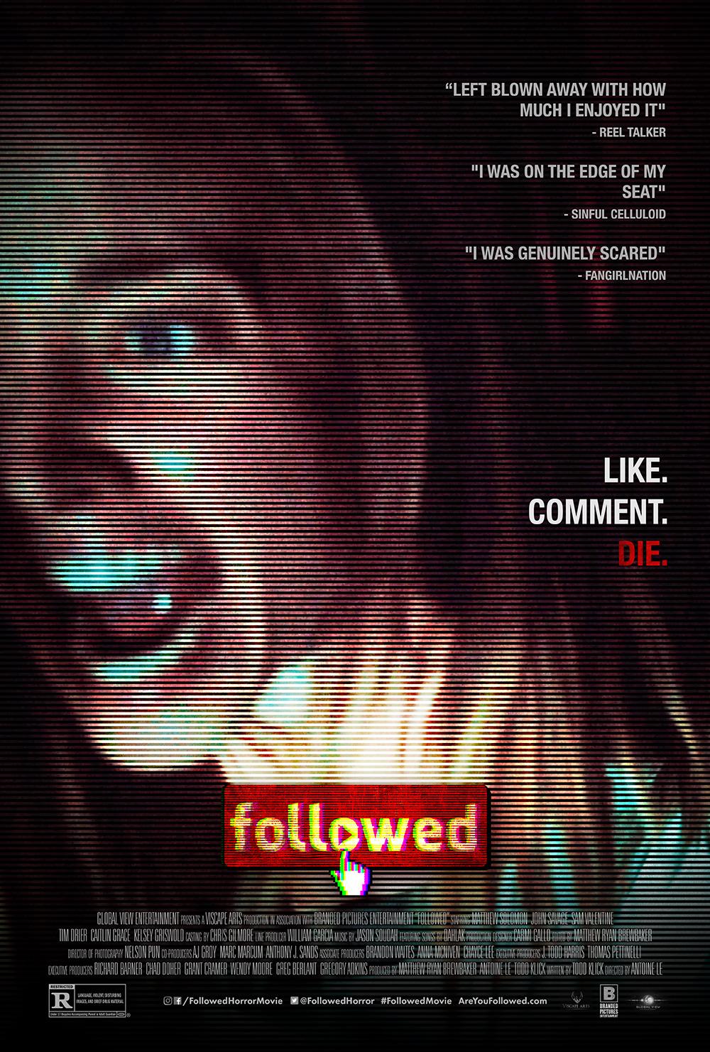 Followed (2019)