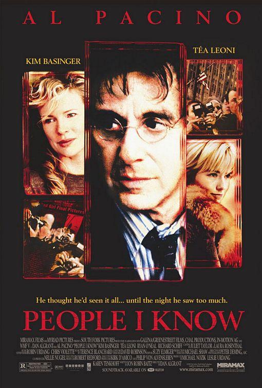 People I Know (2002) จอมคน เมืองคนบาป