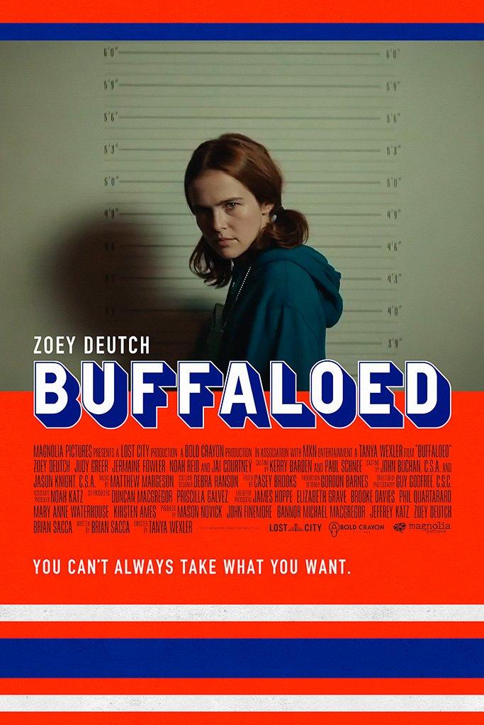 Buffaloed (2019)