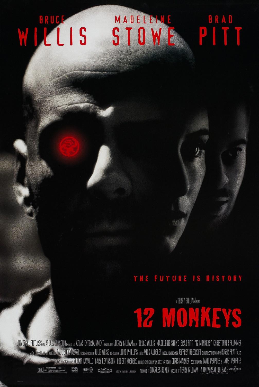 Monkeys (1995) มฤตยู 12 วานรล้างโลก