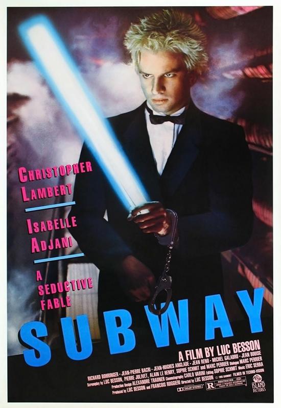 Subway (1985) สุภาพบุรุษมุดดินเดือด