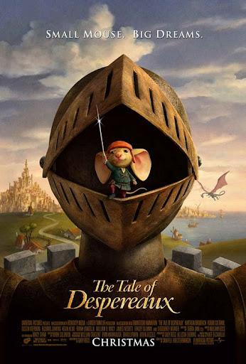 The Tale of Despereaux (2008) เดเปอโร รักยิ่งใหญ่จากใจดวงเล็ก
