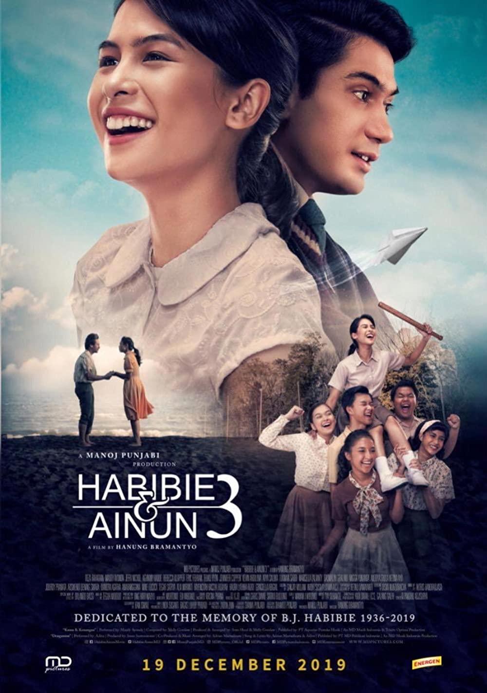 Habibie & Ainun 3 (2019) บันทึกรักฮาบีบีและไอนุน 3